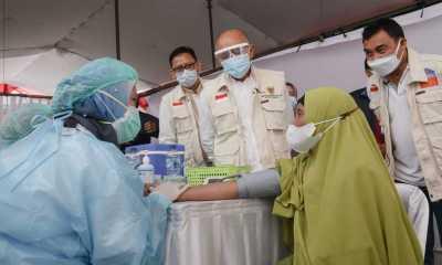 Utamanya untuk UMKM, Menkop Dukung Segala Program Vaksinasi