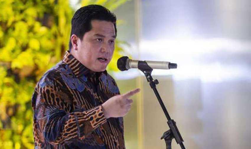Erick Thohir Janjikan Petani Tebu Jatim Bibit Berkualitas