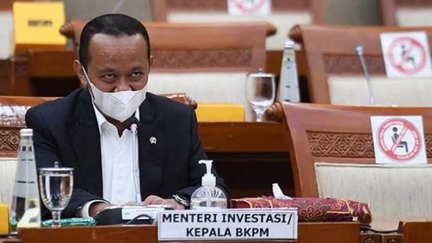 Menteri Bahlil Klaim 7 Negara Mau Investasi Baterai Listrik di Indonesia