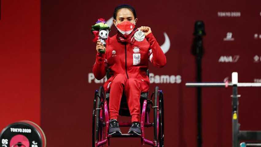 Atlet Paralympic Games Tokyo 2020 Toreh Prestasi, DPR Merasa Bangga