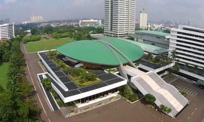 Pagi Ini Parlemen Dengarkan Pidato Presiden RI Soal RUU Tentang APBN 2022