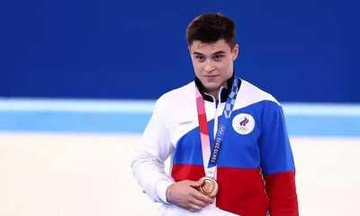 Saat Berjuang Melawan Penyakitnya, Pesenam Rusia Ini Rebut Tiga Medali di Olimpiade Tokyo