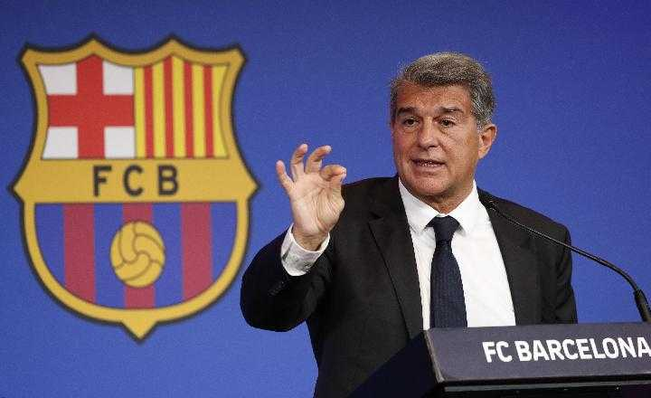 Barcelona Digulung Bayern 0-3, Joan Laporta Minta Suporter Tetap Dukung Timnya