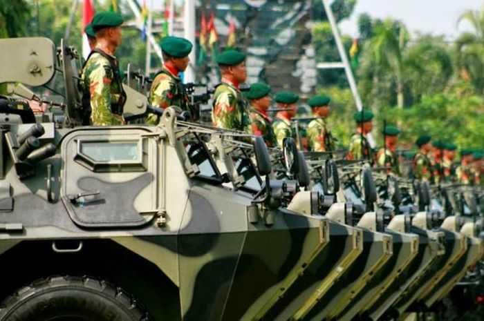 RI Masuk 16 Besar Kekuatan Militer Dunia, di Atas Arab Saudi, Australia dan Israel