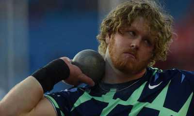 Olimpiade Tokyo - Ryan Crouser Tiga Kali Cetak Rekor Tolak Peluru