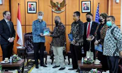 Selain Latihan Militer, Ketua DPD Berharap Indonesia - AS Tingkatkan Kerja Sama Alutsista