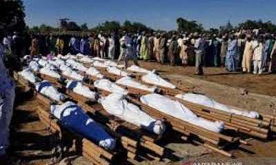 """Serangan """"Kelompok Teroris Bersenjata"""" di Nigeria Tewaskan 15 Tentara"""