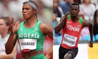 Kedapatan Doping, Sprinter Putri Nigeria dan Kenya Dicoret dari Olimpiade Tokyo