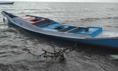 Petugas Kejar-kejaran dengan Pelaku Pengebom Ikan di Perairan Sleayar