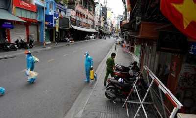 COVID-19 Melonjak, Vietnam Perpanjang 'Lockdown' di Wilayah Selatan