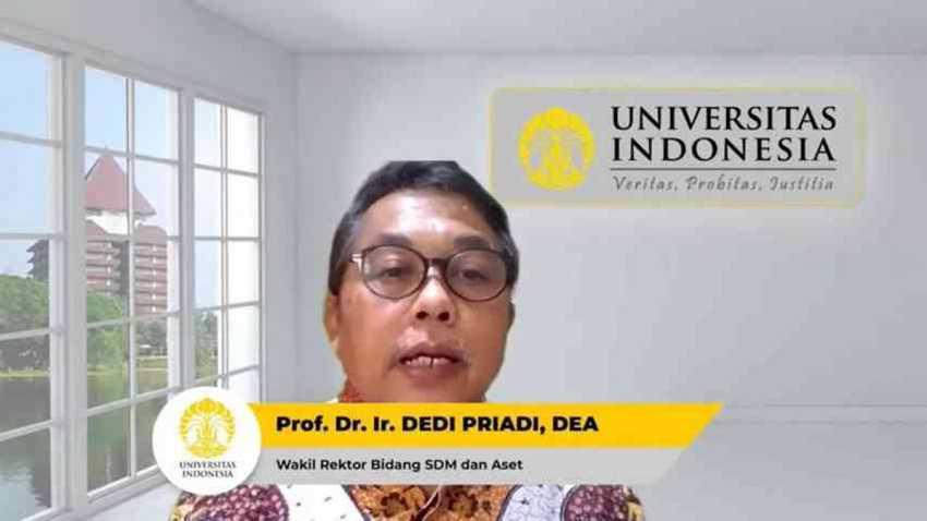 Pulihkan Pariwisata Indonesia, UI dan Kemenlu Perkuat Kerja Sama