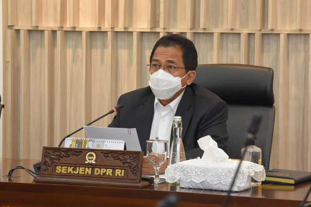 Mulai 16 Agustus Mendatang, DPR RI Akan Gunakan Alat Tes GeNose C19 di Kompleks Parlemen