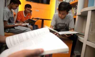 Dorong Budaya Baca Saat Pandemi, Pemprov DKI Luncurkan Program IKRA