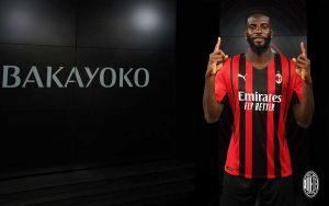 Milan Kembali Pinjam Bakayoko dari Chelsea