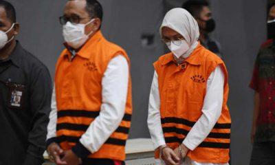 Bupati Probolinggo dan Suaminya Ditetapkan Tersangka Kasus Suap Seleksi Jabatan Kades