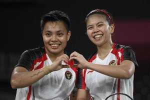 Dihentikan Wakil China, Greysia/Apriyani Gagal ke Semifinal Denmark Open