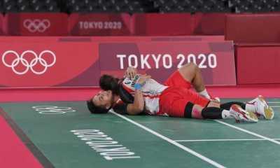 Sejarah Terukir, Greysia Polii/Apriyani Rahayu Sabet Emas Olimpiade Tokyo 2020