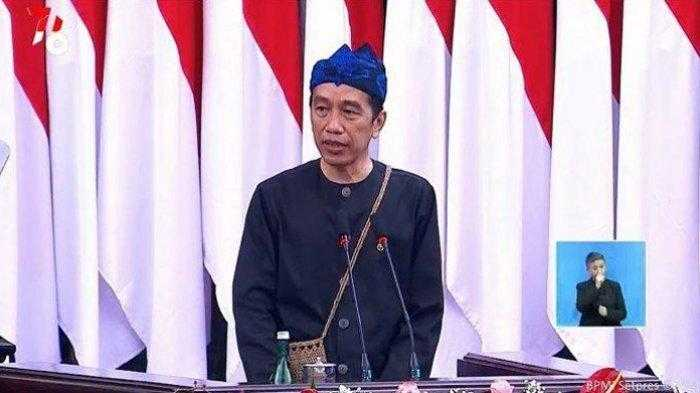 Jokowi Banggakan Kerja Keras Nakes Dalam Tangani Pandemi Covid-19
