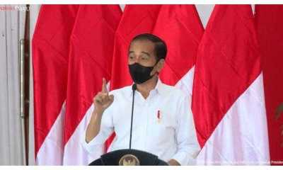 Jokowi Minta Masyarakat Belajar Hidup Berdampingan Dengan Covid
