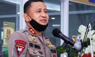 Prank Sumbangan Rp2 Triliun Bikin Gaduh, Kapolda Sumsel Minta Maaf