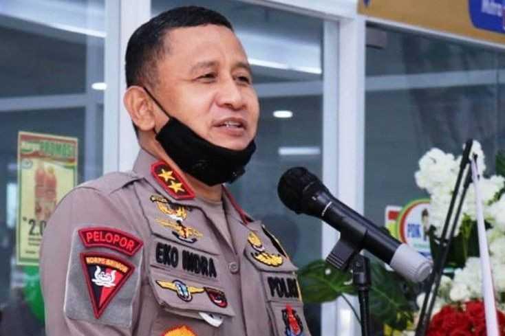 Kapolda Sumsel Diperiksa Selama 6 Jam Dalam Kasus Sumbangan Fiktif Akidi Tio