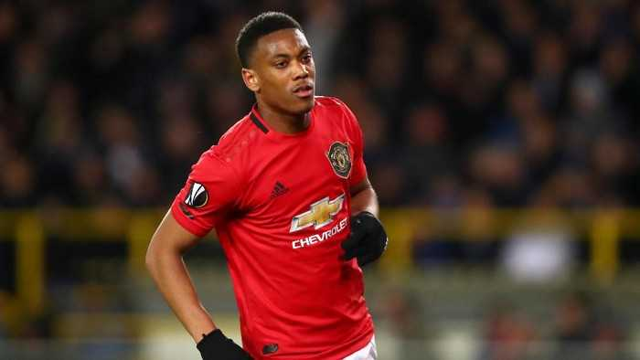 Inter Buru Martial Buat Pengganti Lukaku