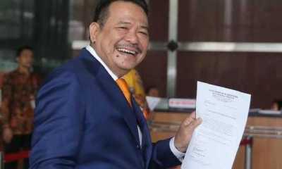 """Moeldoko Siap Dipolisikan, Otto Hasibuan Sebut ICW """"Tong Kosong Nyaring Bunyinya"""""""