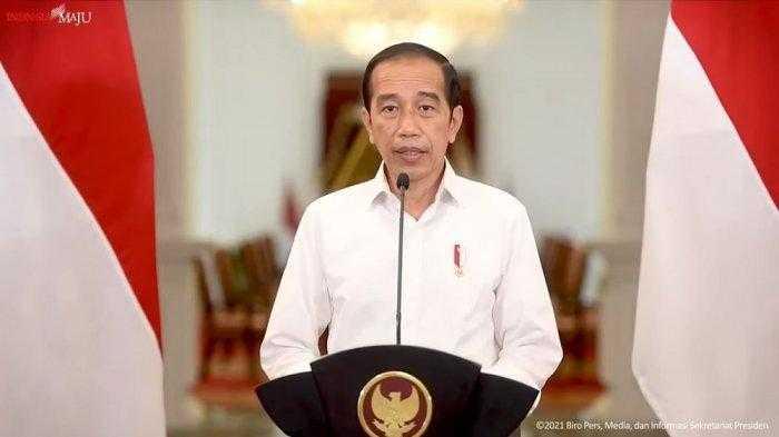 Jokowi Berharap Partai Demokrat Terus Bangun Demokrasi yang Sehat dan Berkualitas