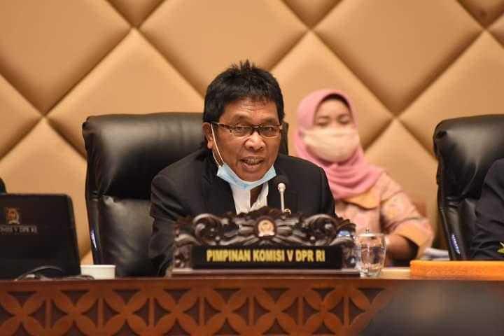 Komisi V DPR Tinjau Pembangunan Infrastruktur di Kabupaten Pekalongan