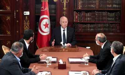 AS Minta Presiden Tunisia Segera Bentuk Pemerintahan Yang Jujur
