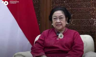 Megawati: Wahai Pemuda/i, Tataplah Masa Depan dengan Gagah Berani