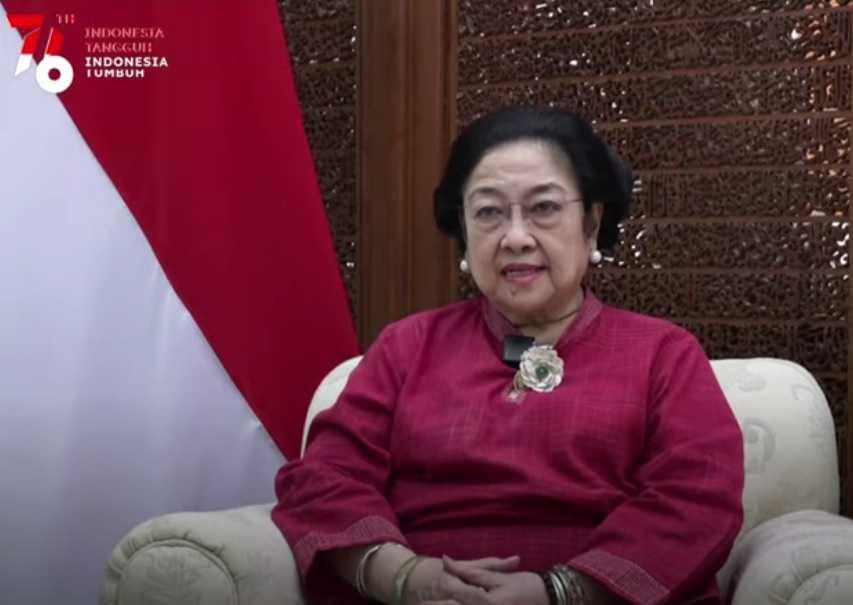 Lagi-lagi Mega Ingatkan Agar Rakyat Indonesia Tidak Lupa Sejarah dan Jasa Pahlawan