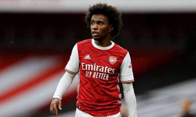 Arsenal Tawarkan Willian ke Milan