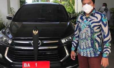Pangi Syarwi Chaniago :Mahyeldi Mengaku Dengan Mobil Innova Dirinya Sudah Sangat Nyaman