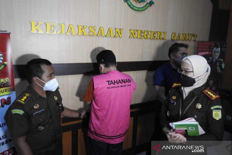 12 Tahun Buron, Koruptor Ini Ditangkap di Garut