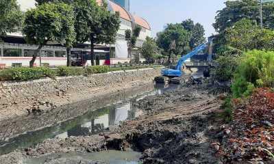Musim Hujan Tiba, Sudin Jaksel Prioritaskan Pembenahan Saluran Air