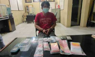Edarkan Narkotika Dari Rumah, Dapot Panjaitan Diamankan Sat Narkoba Polres Tanjungbalai