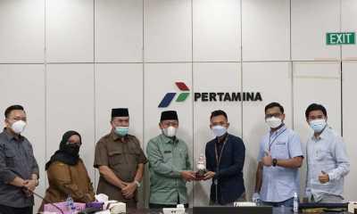 Pemkot Tanjungbalai Perkuat Sinergitas Dengan PT Pertamina (Persero)