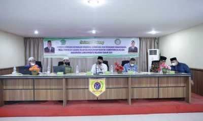 Wakil Bupati Labusel Ahmad Padli Tanjung : Pangkat dan Jabatan Hanya Titipan dan Amanah Rakyat
