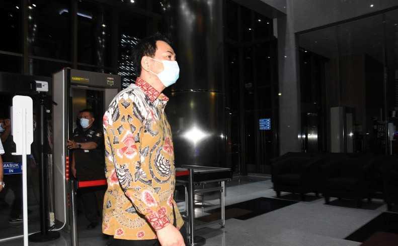 Golkar Tunggu Kepastian Status Hukum Azis Syamsuddin
