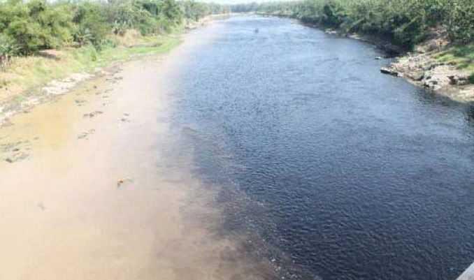 Air Limbah Ciu Cemari Sungai Bengawan Solo, PDAM Hentikan Operasional IPA