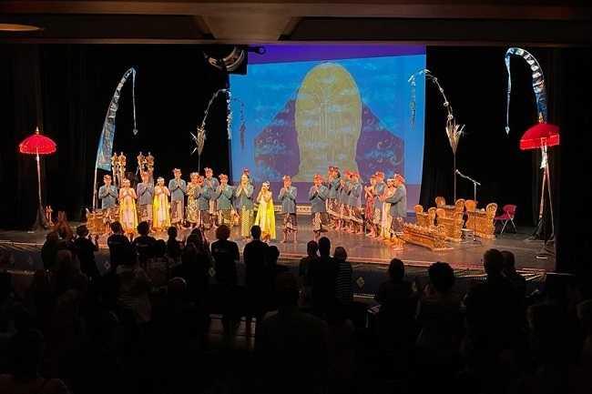 """""""Indonesian Day and Cultural Fair"""" di AS - Budaya Indonesia Diperkenalkan di Universitas Richmond"""