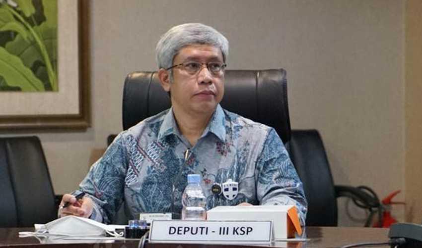 KSP Pantau Langsung Produksi Padi Biofortifikasi di Lampung