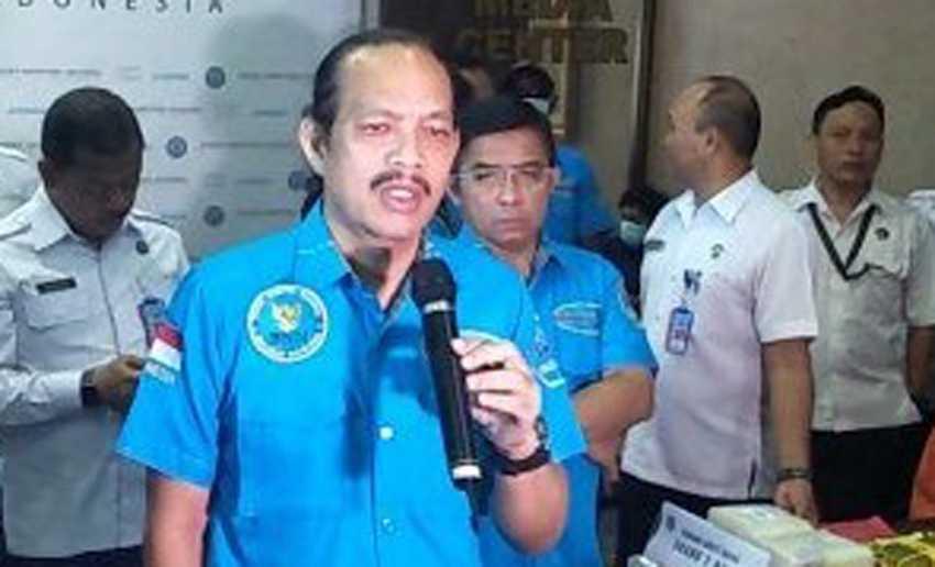 """Resmi Ditutup BNN, """"Operasi Laut Interdiksi Terpadu"""" Gagalkan Penyelundupan 122 Kg Sabu"""