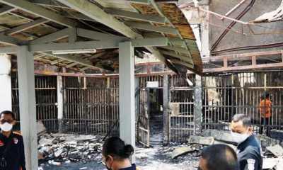 Ungkap Penyebab Kebakaran Lapas Tangerang, Polisi Beri Tahu Sumber Awal
