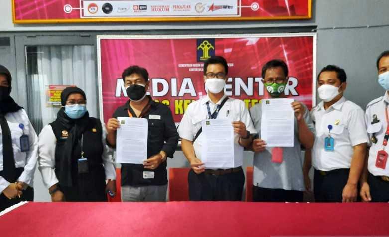 DJKI Mediasi Hak Cipta Lagu Payung Hitam