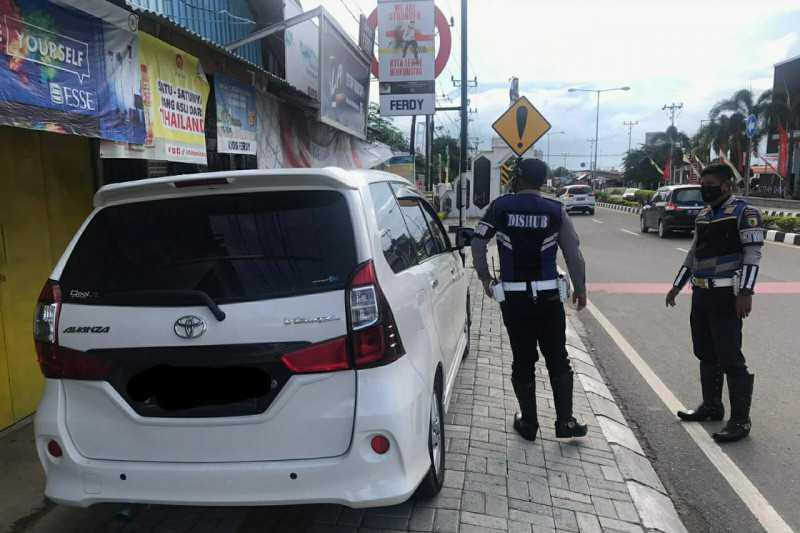 Dishub Kota Palu Bentuk Satgas Hanya untuk Tertibkan Parkir Liar