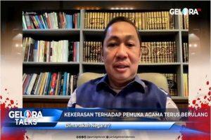 Anis Gelora: Waspadai Kekerasan Terhadap Ulama & Perusakan Tempat Ibadah