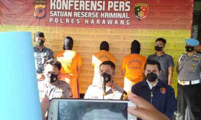 Perusakan Hotel dan Kantor Adira Finance di Karawang, Polisi Tetapkan 3 Tersangka