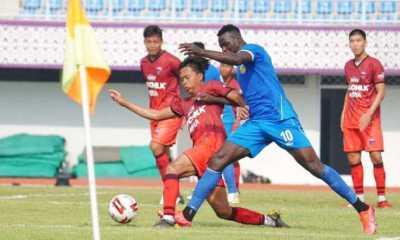 Jelang Jamu Madura United, Bhayangkara Solo FC Ogak Dianggap Andalkan Ezechiel N'Douassel